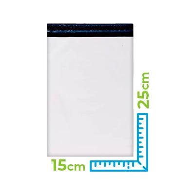 Envelope de Segurança 15 cm x 25 cm Liso