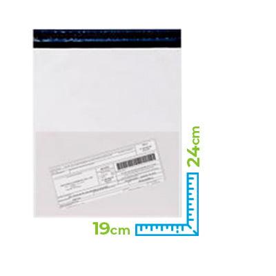 Envelope para E-commerce com Bolsa Canguru 19 cm x 24 cm