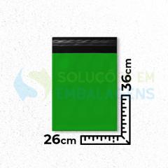 Envelope de Segurança Colorido 26 cm x 36 cm Liso