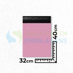 Envelope de Segurança Colorido 32 cm x 40 cm Liso