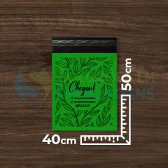 Envelope de Segurança Colorido Personalizado 40 cm x 50 cm