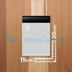Envelope de Segurança Para E-commerce 15x20