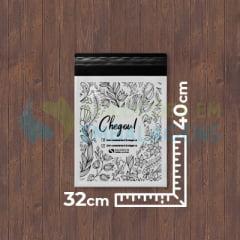 Envelopes De Segurança Personalizados - 32 cm x 40 cm
