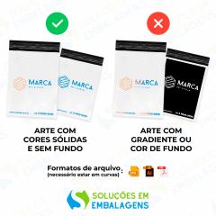 Envelopes De Segurança Personalizados 40x40