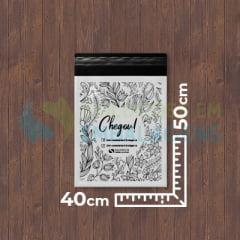Envelopes De Segurança Personalizados - 40 cm x 50 cm