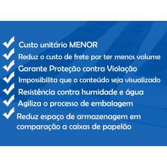 Envelope de Segurança para E-commerce 32x40
