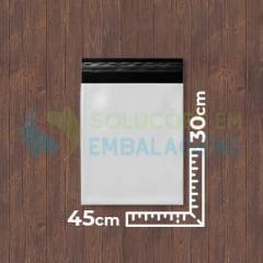 Envelope de Segurança Para E-commerce 45x30 branco