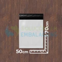 Envelope de Segurança Para E-commerce 50x70 branco