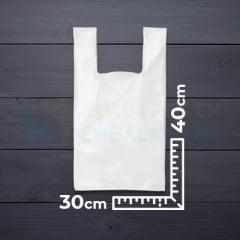 Sacola Alça Camiseta 30x40